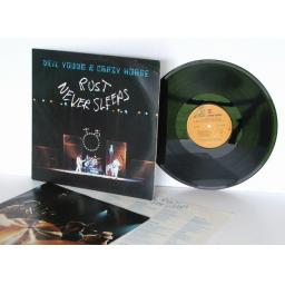NEIL YOUNG and CRAZY HORSE Rust never sleeps With picture inner sleeve and in...