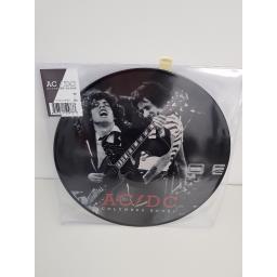 """AC/DC, columbus rocks, PARA049PD, 12"""" LP"""