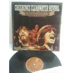CREEDANCE CLEARWATER REVIVAL Featuring JOHN FOGERTY chronical the 20 greatest hits FT528
