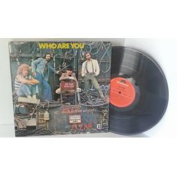 THE WHO who are you. whod5004