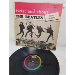 "THE BEATLES, twist and shout, T 6054, 12"" LP"