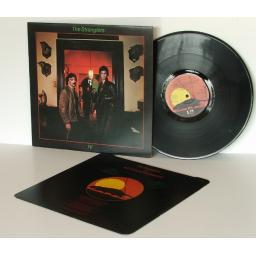 SOLD THE STRANGLERS IV Top copy. First UK pressing. 1977. [Original recording]