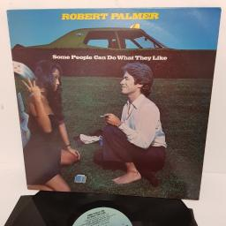 "ROBERT PALMER, some people can do what they like, ILPS 9420, 12"" LP"