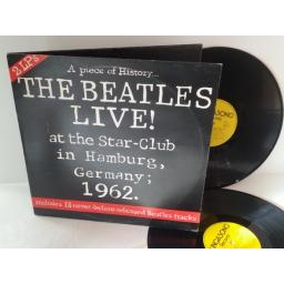 The Beatles LIVE AT THE STAR CLUB IN HAMBURG GERMANY 1962