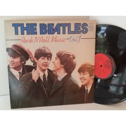 THE BEATLES rock n roll music vol 1, MFP 50506