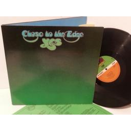YES close to the edge, gatefold, K50012