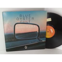 BLUE OYSTER CULT mirrors, CBS 86087