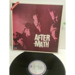 THE ROLLING STONES after-math DIGITALLY RE-MASTERED 820050-1