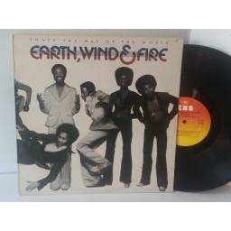 EARTH WIND AND FIRE thats the way of the world, 80575