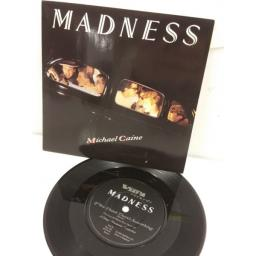 MADNESS michael caine, 7 inch single, BUY 196