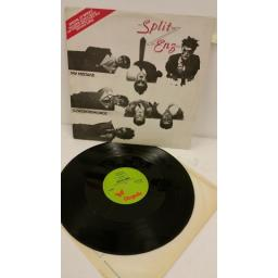 SPLIT ENZ my mistake / crosswords, 12 inch single, CHS 2170