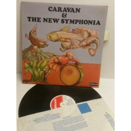 CARAVAN & THE NEW SYMPHONY sml-r1110