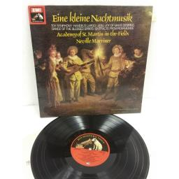 ACADEMY OF ST. MARTIN-IN-THE-FIELDS & NEVILLE MARRINER eine kleine nachtmusik, ASD 3375