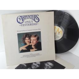 CARPENTERS only yesterday, AMA 1990