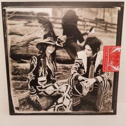 "THE WHITE STRIPES, icky thump, XLLP 271, 2x12"" LP"