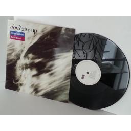 PETER GABRIEL & KATE BUSH don't give up, vinyl 12 inch single