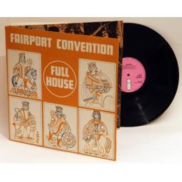 Fairport Convention Full House ILPS9130