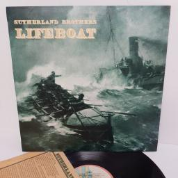 "SUTHERLAND BROTHERS, lifeboat, ILPS 9212, 12"" LP"