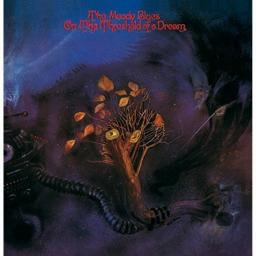 THE MOODY BLUES on the threshold of a dream, gatefold sleeve, lyric booklet, SML 1035