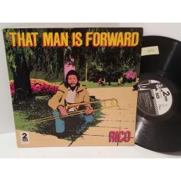 SOLD: RICO that man is forward, CHRTT5005