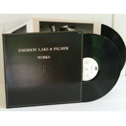EMERSON LAKE AND PALMER, works.