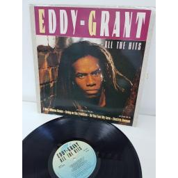 "EDDY GRANT, all the hits, NE1284, 12"" LP"