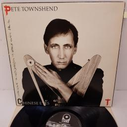 "PETE TOWNSHEND, all the best cowboys have chinese eyes, K 50889, 12"" LP"