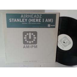 AIRHEADZ stanley here i am, AMPMDJ 145