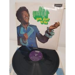 "SOLD : AL GREEN, gets next to you, SHU 8424, 12"" LP"