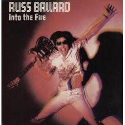 Russ Ballard and the Barnet Dogs. INTO THE FIRE