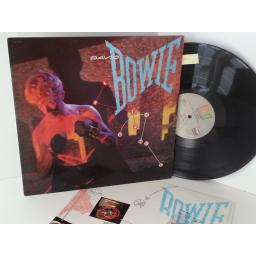 DAVID BOWIE let's dance, AML 3029