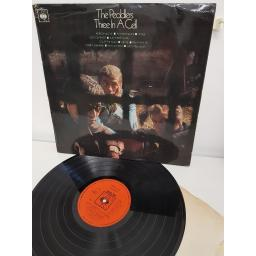 "THE PEDDLERS, three in a cell, 63411, 12"" LP"