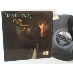 BUFFY SAINT MARIE many a mile, tfl 6047