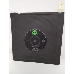ATOMIC ROOSTER, devil's answer, side B the rock, CB-157, 7'' single
