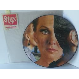 STYX pieces of eight, PR 4724, picture disc