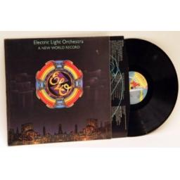 TOP COPY, LOOKS NEW: THE ELECTRIC LIGHT ORCHESTRA a new world record.