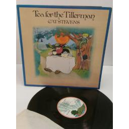 CAT STEVENS TEA FOR THE TILLERMAN ILPS 9135