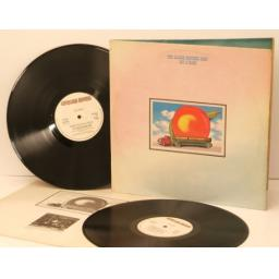 THE ALLMAN BROTHERS BAND, eat a peach. WITH INFO INSERT