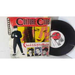 CULTURE CLUB church of the poison mind, 7 inch single, VS 571