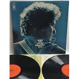 BOB DYLAN more greatest hits, gatefold, double album, S 64768