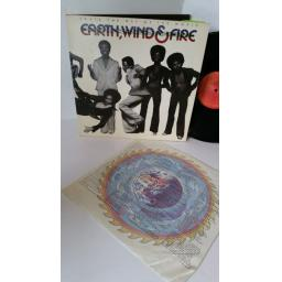 EARTH, WIND AND FIRE that's the way of the world, gatefold, PC 33280