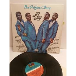 THE DRIFTERS the drifters story 20 all-time hits k40565