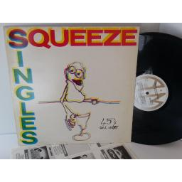 SQUEEZE singles 45s and under