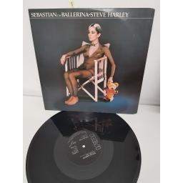 "STEVE HARLEY & COCKNEY REBEL, sebastian, B side ballerina prima donna , STLT 14, 12"" single"