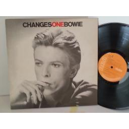 SOLD : DAVID BOWIE changesonebowie, RS 1055