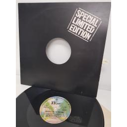 "BOOTSY'S RUBBER BAND, the pinocchio theory, B side psychoticbumpschool, what's a telephone bill, K 16964, 12"" single"