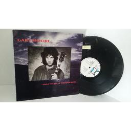 GARY MOORE over the hills and far away, 12 inch single, TENT 134