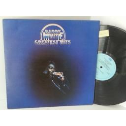 BARRY WHITE greatest hits, BTH 8000