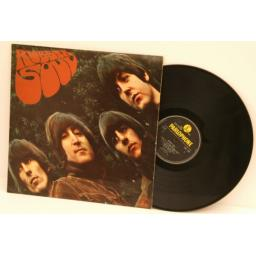 THE BEATLES Rubber Soul. .PMC 1267 First UK MONO pressing