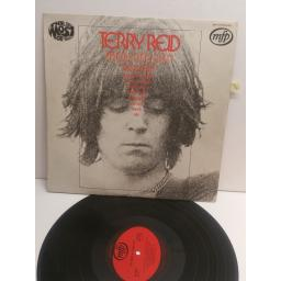 TERRY REID silver white light MFP STEREO 5220